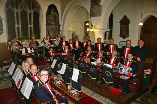 Worsborough Brass Band