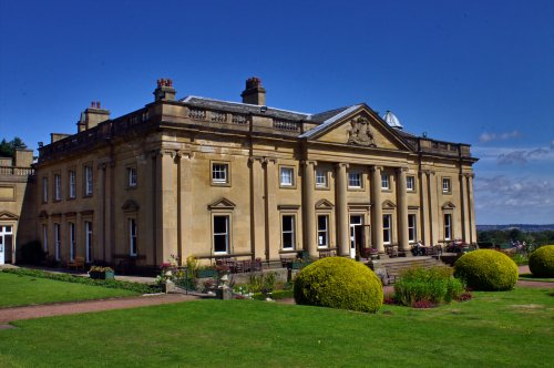 Wortley Hall Front Facade